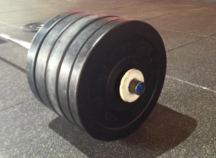 Coach Phil's 201 kg deadlift... time to get started on those July PBs!