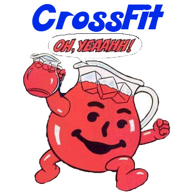 Love the CrossFit Koolaid!