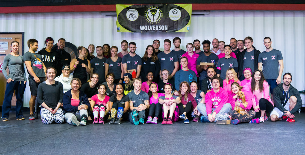 Thanks to everyone who came down for Kilos for a Cure - it was a great success!Photo: Milo MacDonald-Thomas