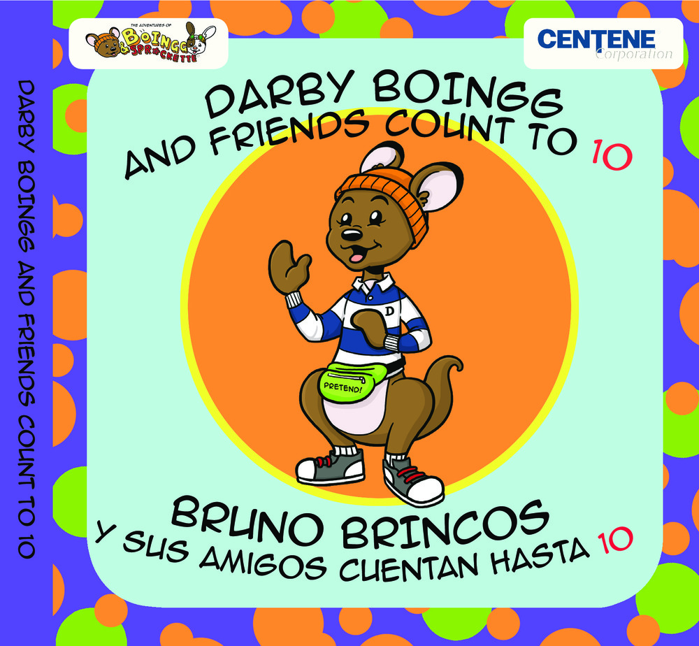 DARBY BOINGG AND FRIENDS COUNT TO 10