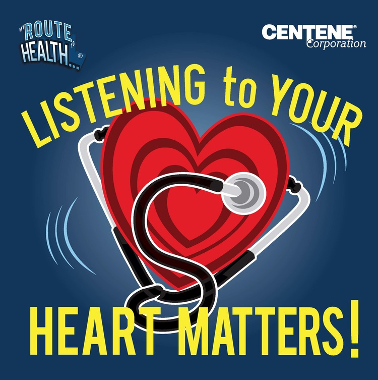 LISTENING TO YOUR HEART MATTERS!