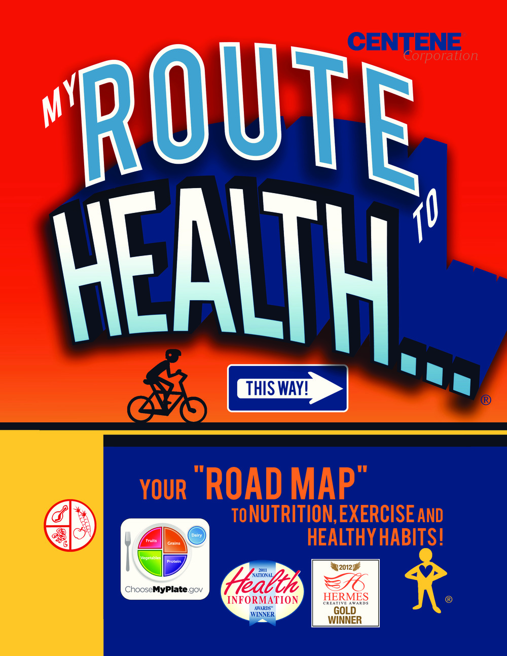 MY ROUTE TO HEALTH