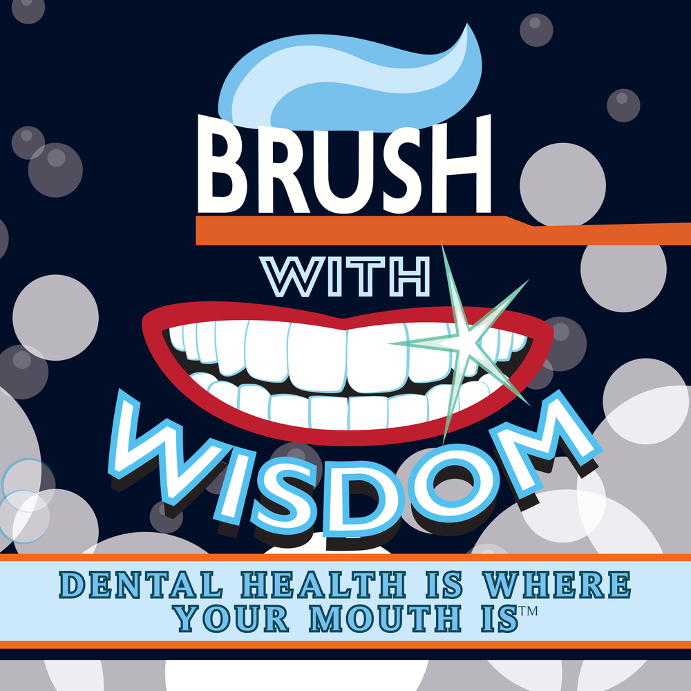 BRUSH WITH WISDOM