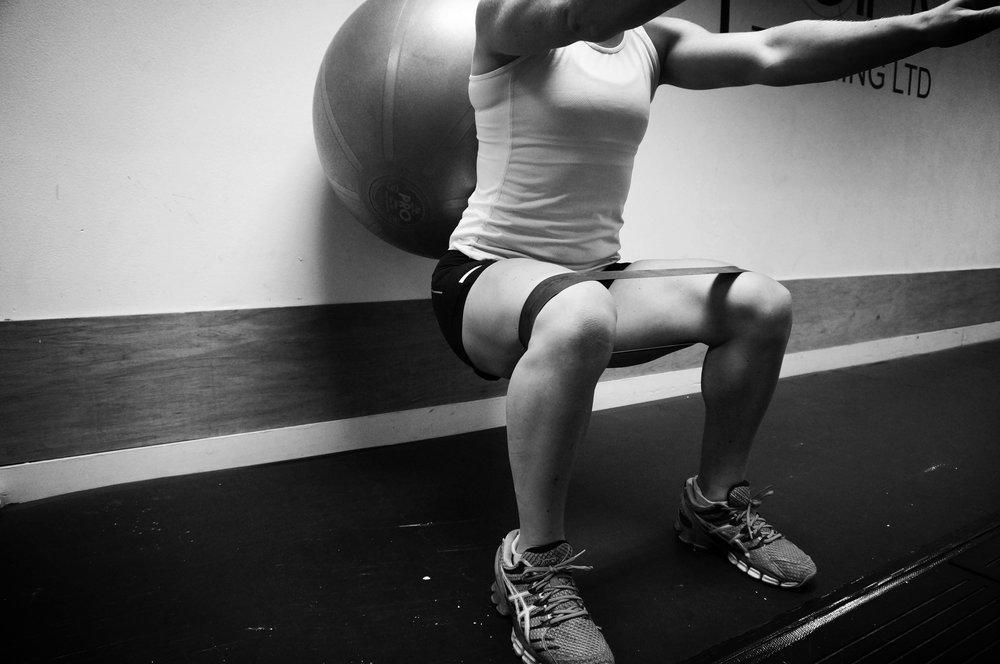 correct imbalances related to injury