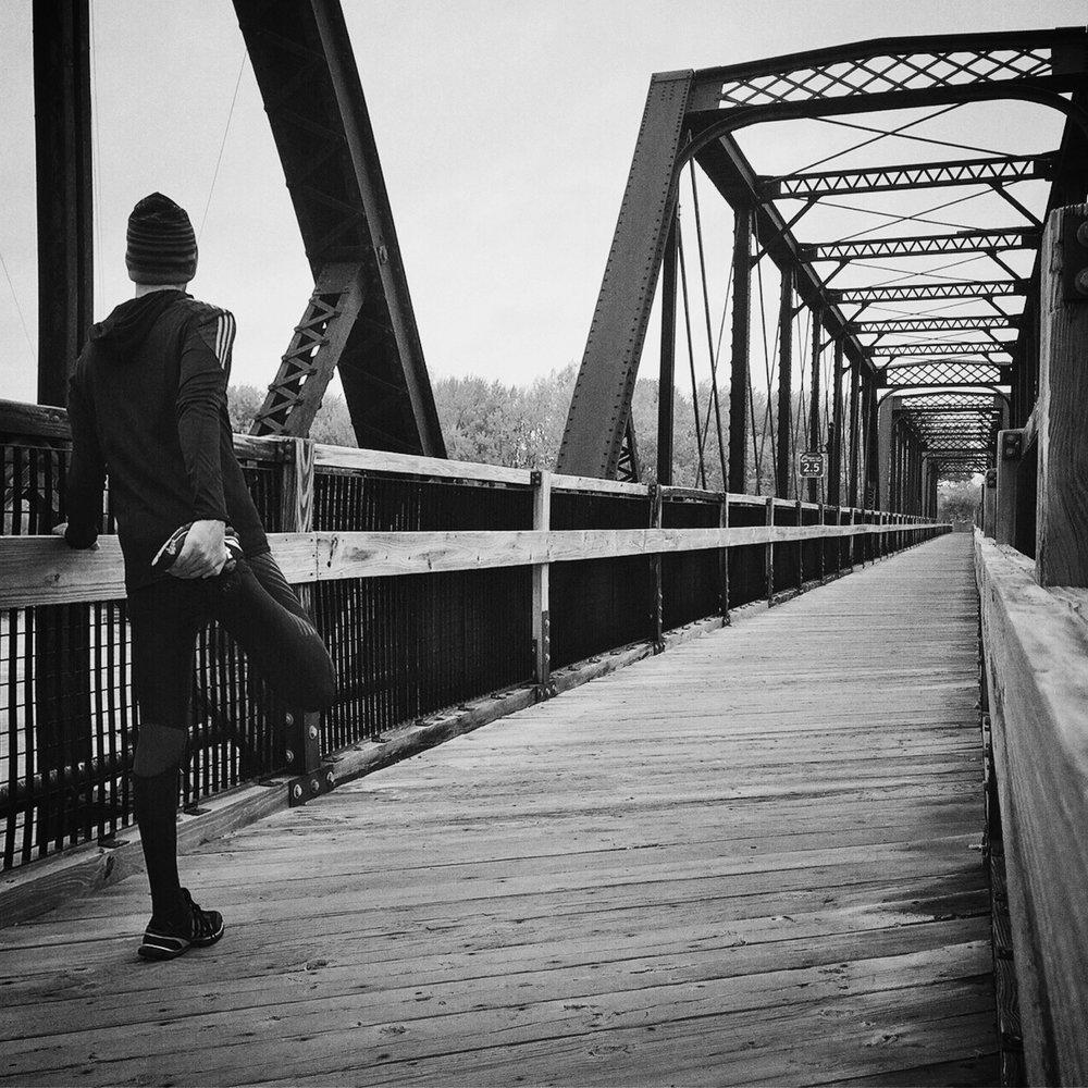 get stronger for running