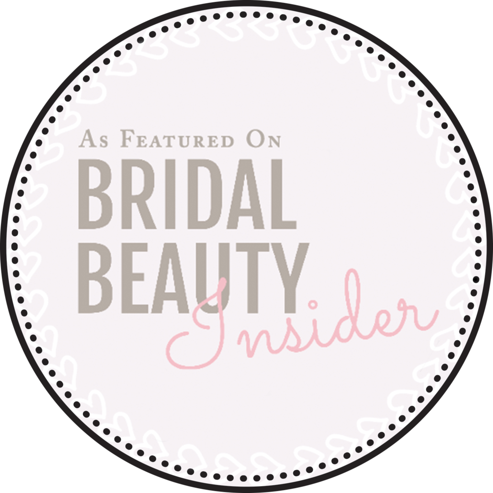 Bridal Beauty Insider. Click to read more.