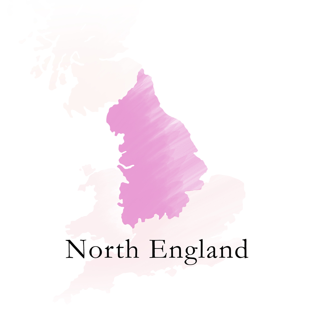 Click here to view our stockists in Northern England.