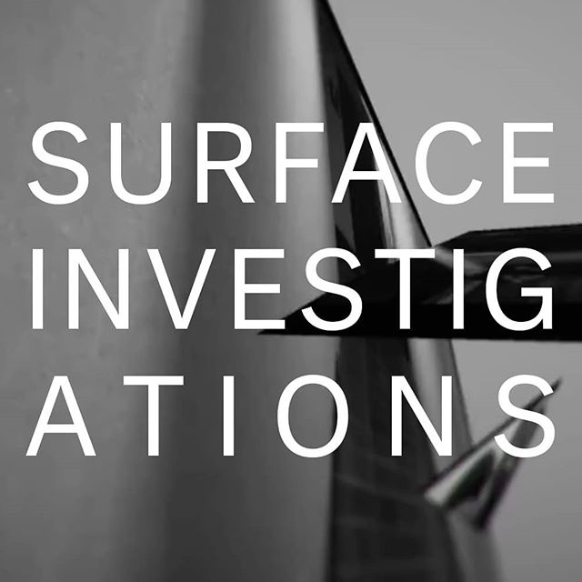 My latest VR video piece 'Surface Investigations' was chosen by @LondonArtCritic for the show '40 Celsius' @ASCGallery PV 16 Nov, closes 23 Nov #vr #cinema #investigations #artistmovingimage #film #jpg #mp4 #screen #sculptingintime
