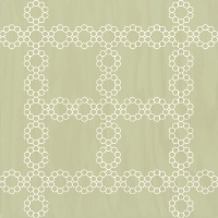 Cococozy - Chain - Celery and White $24.00