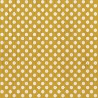 SB-Mustard Polka Dot - $14.75