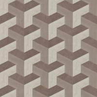 Tessellation- Grey - $21.50