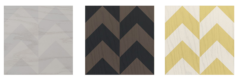 TG-Herringbone  -Another classic pattern that we can't get enough of. Fun and playful on the floor, it will add a touch of mirth to any space! $18.25 3 color ways available- White and Light Honey - White and Platinum - True Black and Ebony