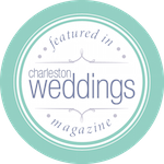 Mirth Studio featured in Charleston Weddings!