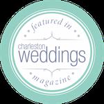 Mirth Studio featured in Charleston Weddings!