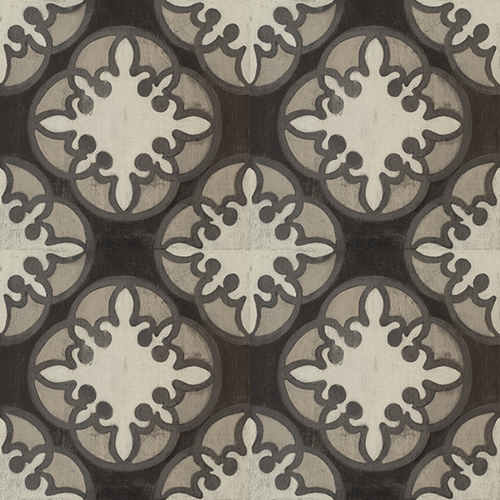 Peel And Stick Decorative Floor Decals Mirth Studio - Peel and stick rubber floor tiles