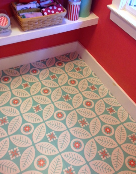 Peel And Stick Decorative Floor Decals Mirth Studio