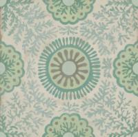 Celerie Kemble Hardwood floor tile in Sweet Celia Pattern from Designer Collection #MirthStudio #WoodTile