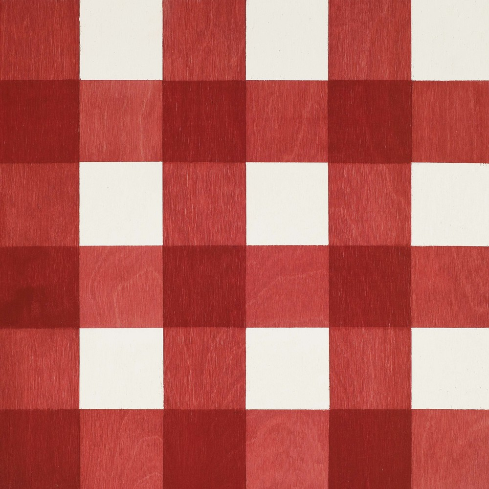Gingham (Red)- $19.25