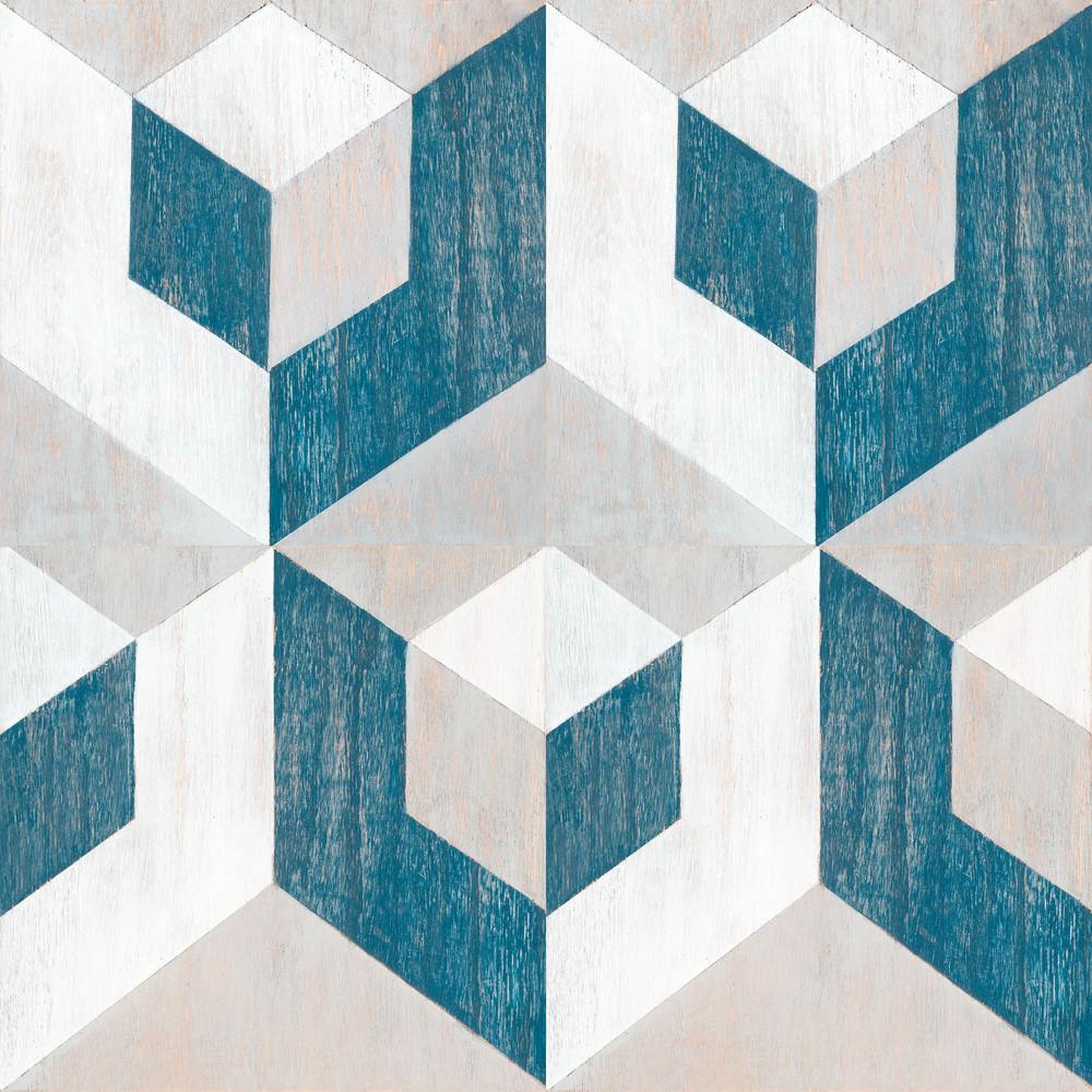 Floor tile decals