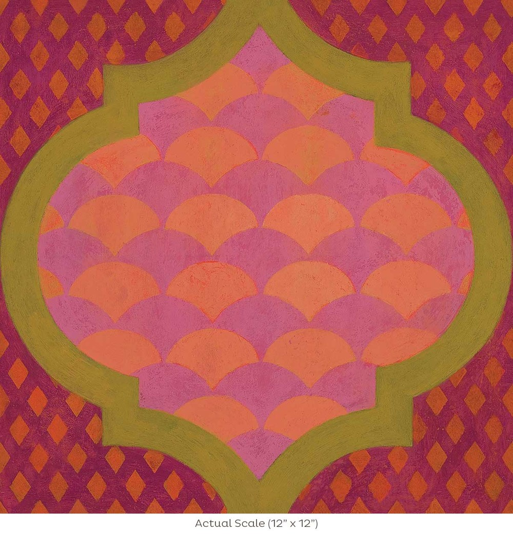 Fez peel stick decorative decals mirth studio for Fez tiles