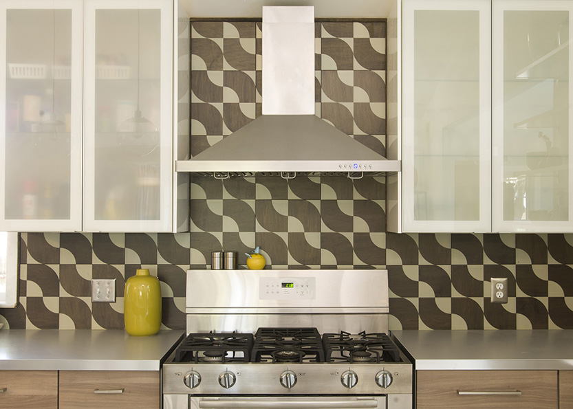 Wall Tiles Installation — Mirth Studio