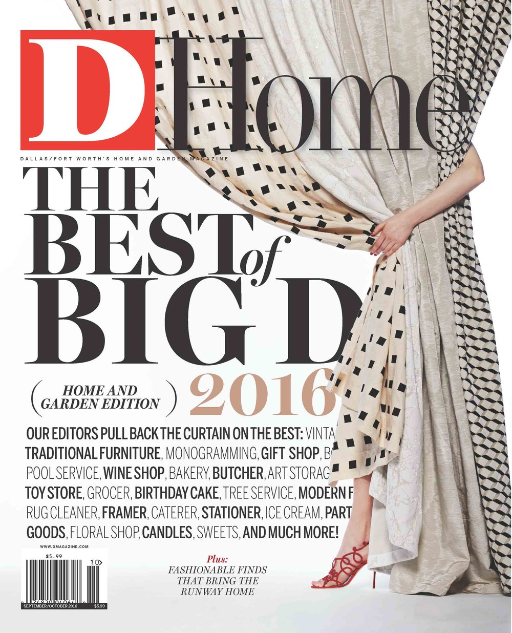D Magazine September/October 2016