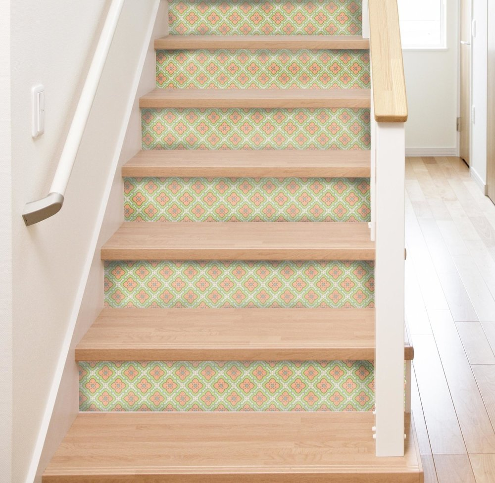 Celerie Kemble Tracery Riser Decals-  Order Here