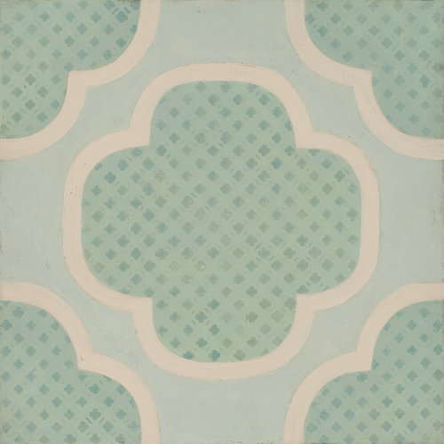 Quatrain wood tile #Mirthstudio