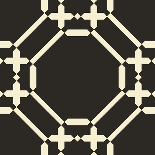 CocoCozy Ring Hardwood Tile #Mirthstudio