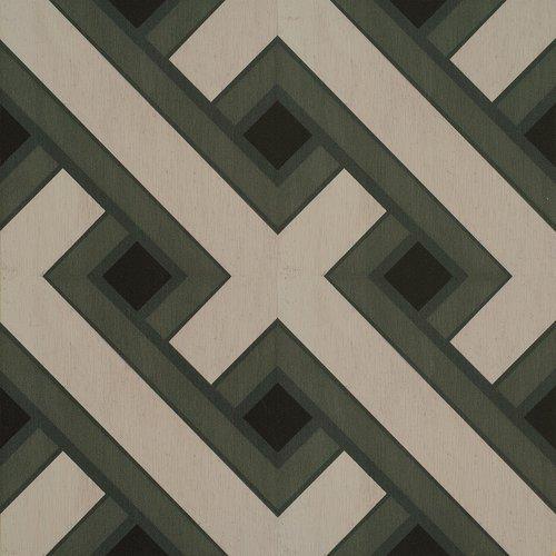 Matrix (Charleston Green) wood tile #Mirthstudio