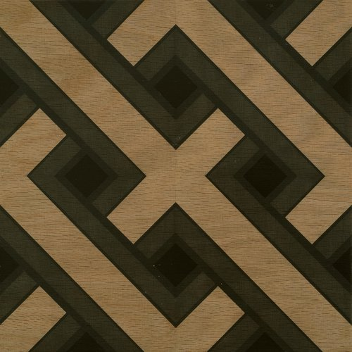 Matrix Natural wood tile