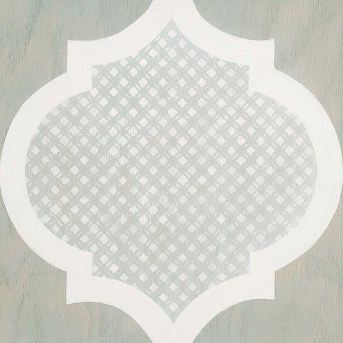 Lantern wood tile