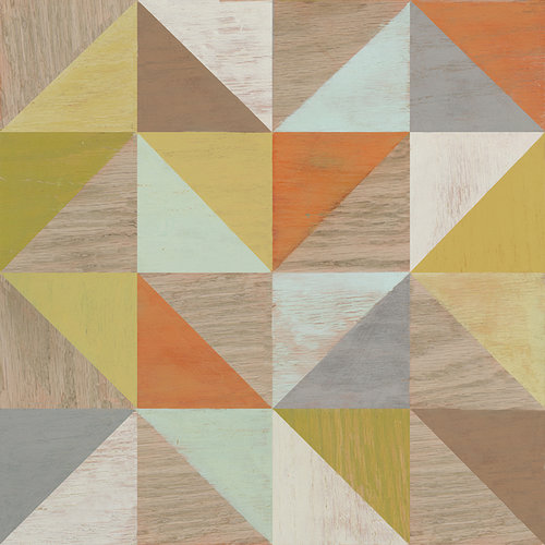 Wink wood tile #Mirthstudio