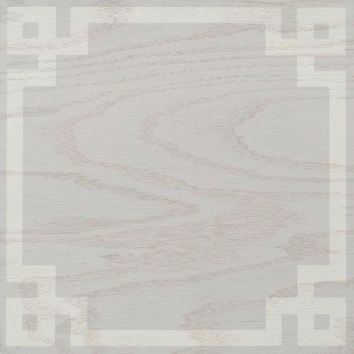 Savoy (Gray and White) wood tile #Mirthstudio
