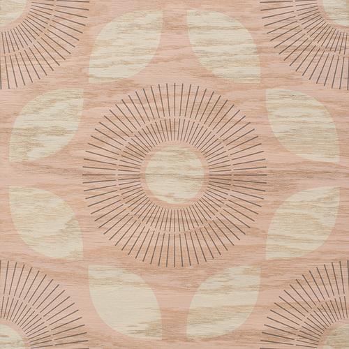Golden Rays wood tile
