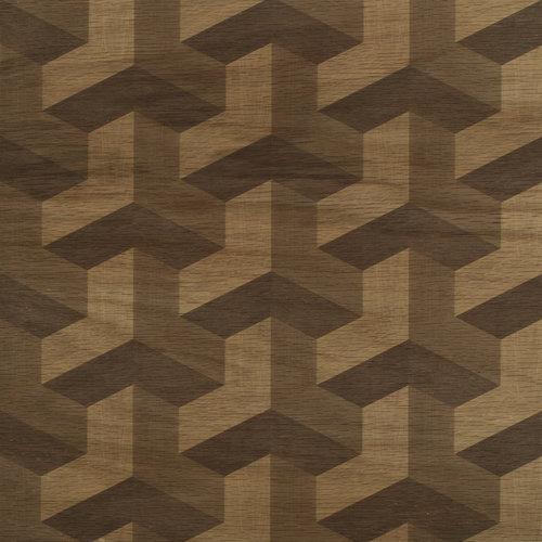 Natural Tessellation wood tile #Mirthstudio