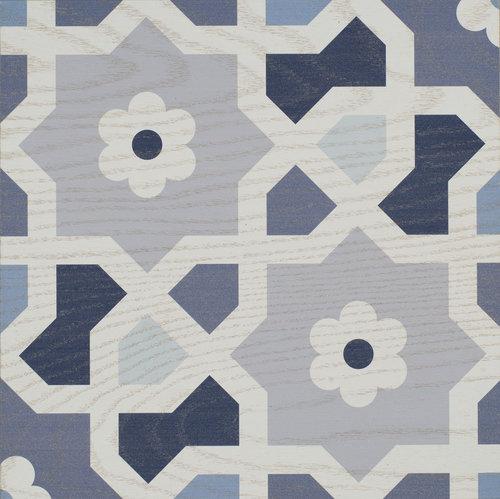Morocco wood tile #Mirthstudio