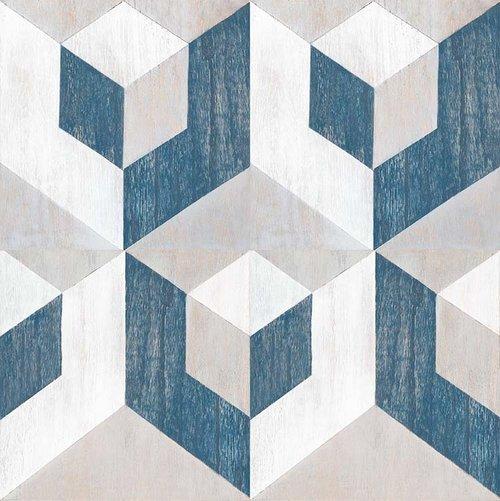 Virtual wood tile