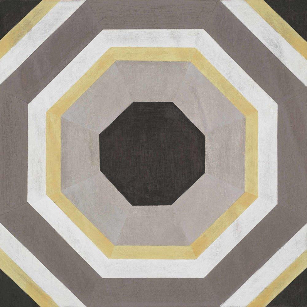 Black Kiawah wood tile #Mirthstudio