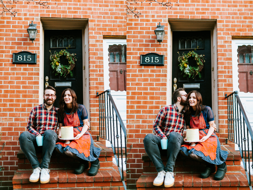bella vista | philadelphia pregnancy announcement
