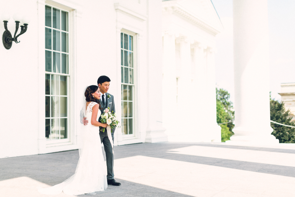 john marshall ballrooms | destination wedding videographer