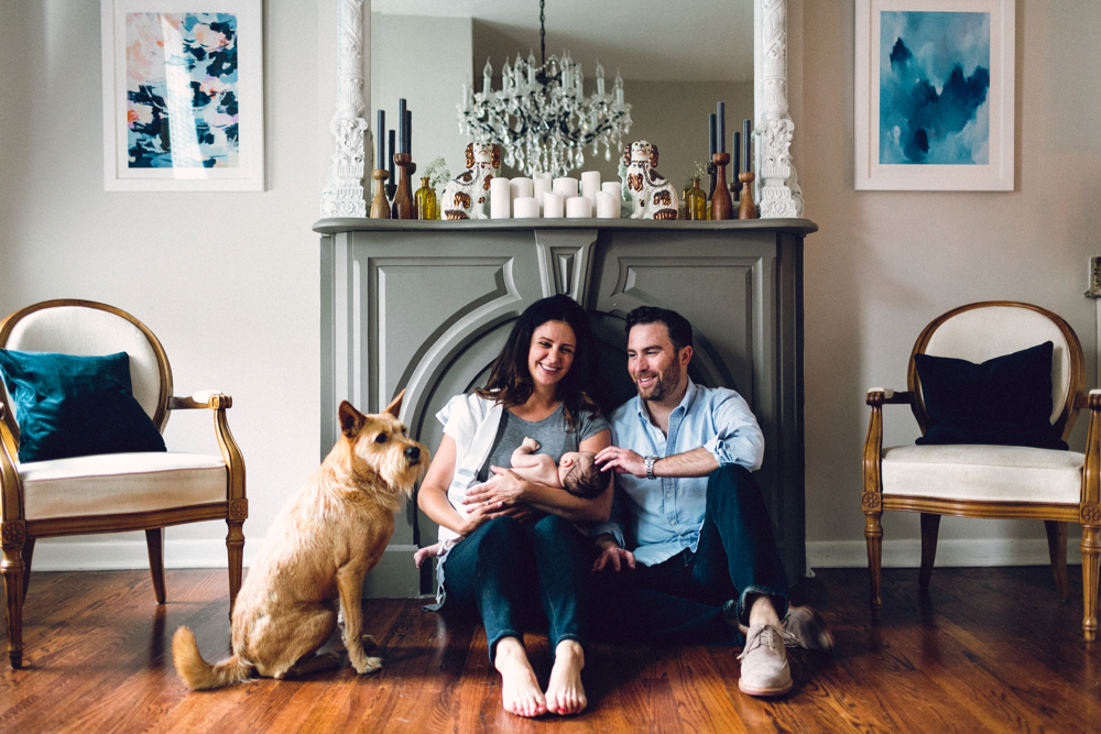 fishtown | philadelphia family photographer