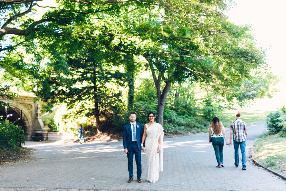 prospect park boathouse | brooklyn wedding photographer