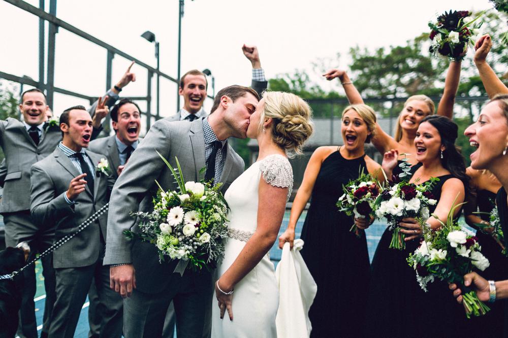 gulph mills golf club | philadelphia wedding photographer