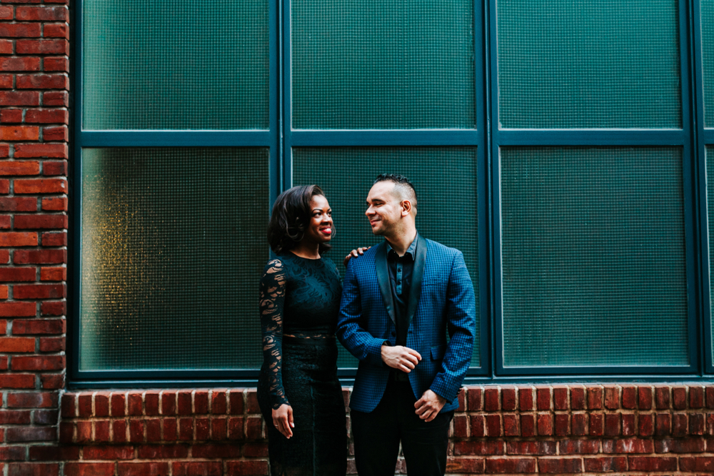 the high line | new york wedding photographer