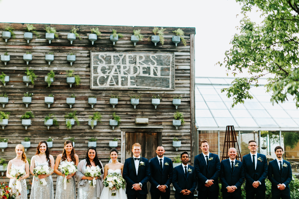 terrain at styers | philadelphia wedding videographer