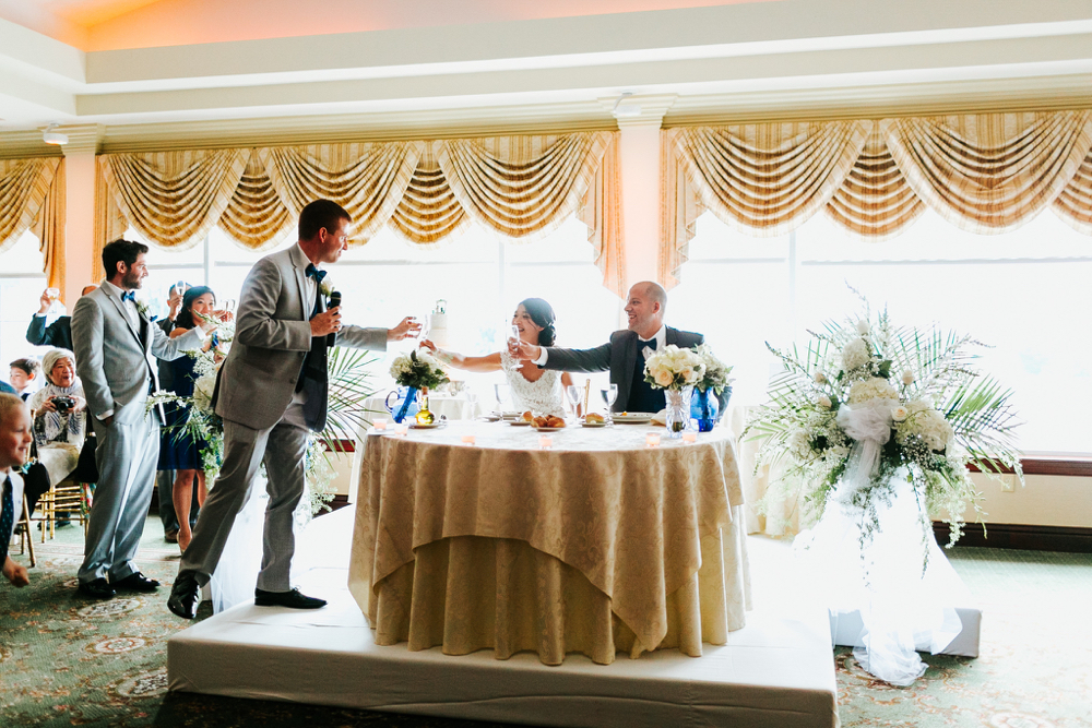 brooklake country club | new jersey wedding photographer