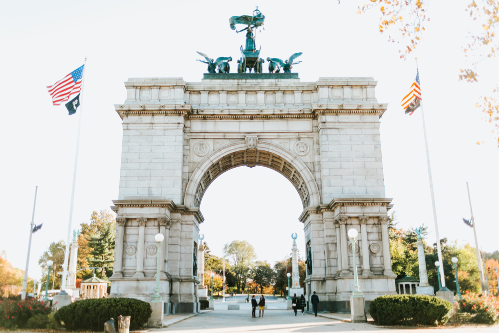 prospect park | brooklyn wedding photographer