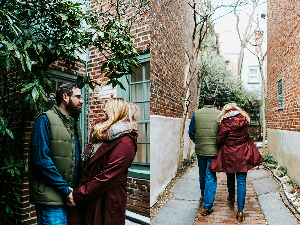 race street pier | philadelphia wedding photographer