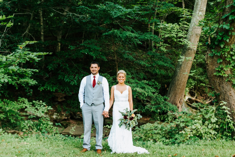 barn on bridge | philadelphia wedding photographer